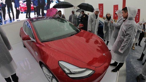 Tesla krijgt Chinese lening van half miljard voor megafabriek