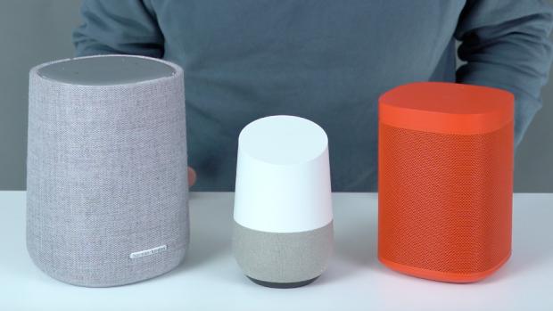 De drie beste slimme speakers