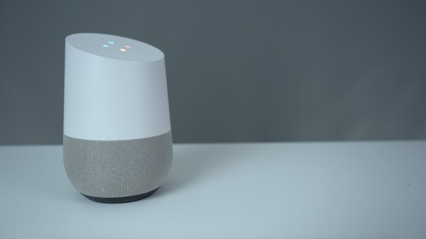 Bright Stuff: Google Home