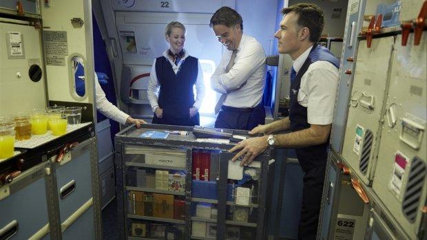 KLM stopt met verkoop taxfree-artikelen in het vliegtuig