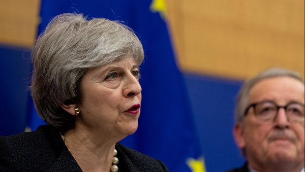 Brexit: EU geeft May garanties over Ierse grens