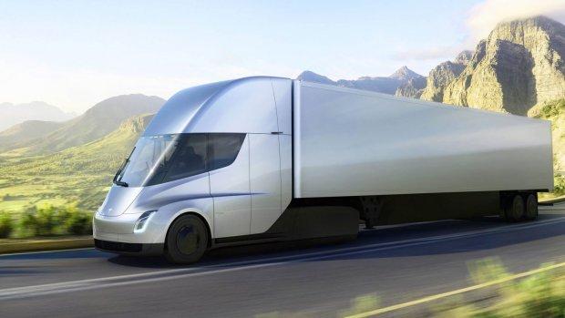 Tesla-vrachtwagen nu te reserveren, ook in Nederland