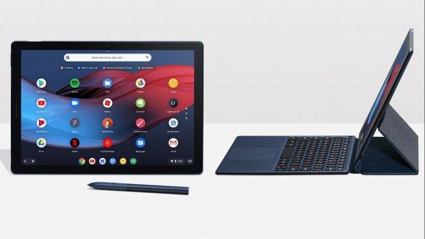 Google werkt aan nieuwe laptops en tablets