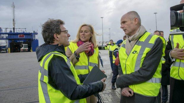 Minister Kaag: Nederland is goed voorbereid op no deal-brexit
