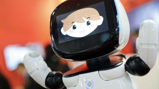 Gaan robots ook comedians vervangen?