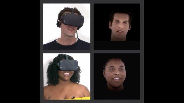 Aan deze realistische VR-avatars werkt Facebook