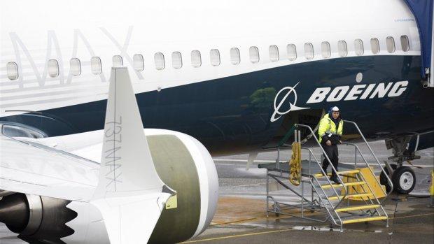 Parkeermeter loopt op voor Boeing: 2000 dollar per vliegtuig