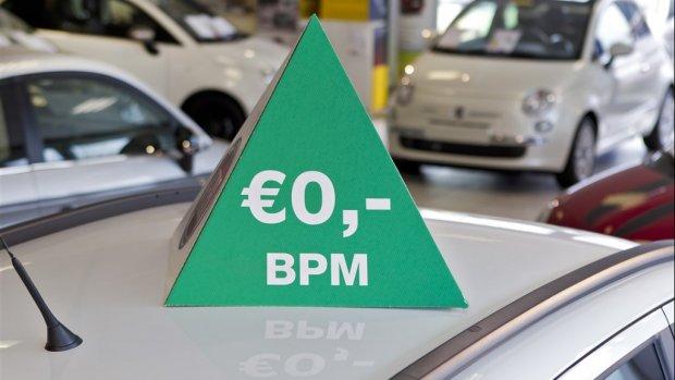 Autolobby vreest flinke verhoging aanschafbelasting auto's