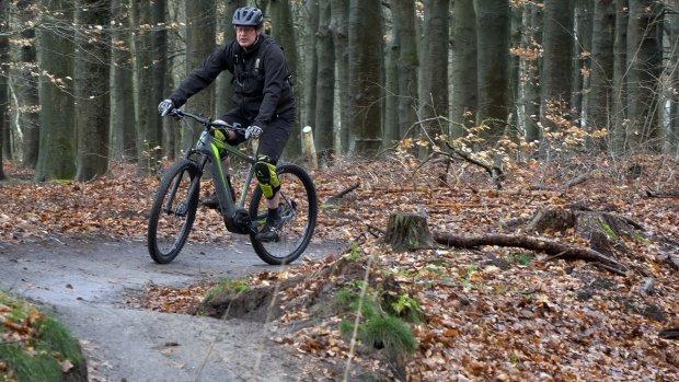 Getest: elektrische mountainbike is 'puur genieten'
