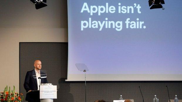 Apple haalt uit naar Spotify: wil wel de lusten, niet de lasten