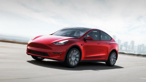 Tesla presenteert tweede 'auto voor de massa': de Model Y