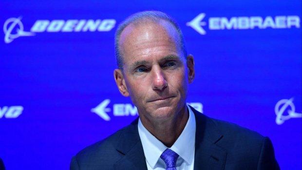 Gigantische beloning voor Boeing-topman: 23,4 miljoen