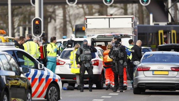 Live: extra uitzending over schietpartij in tram Utrecht