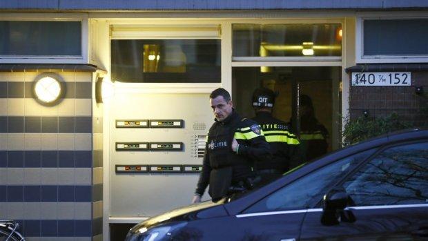 Verdachte schietpartij Utrecht opgepakt, dreigingsniveau omlaag
