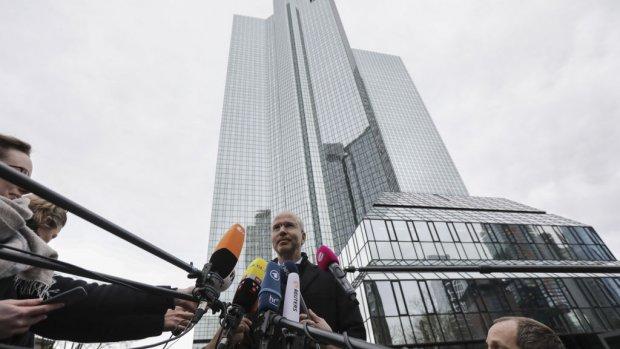 Deutsche Bank bevestigt fusiegesprekken met Commerzbank