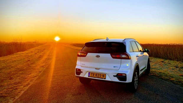 Bright Stuff: Kia e-Niro 64 kWu