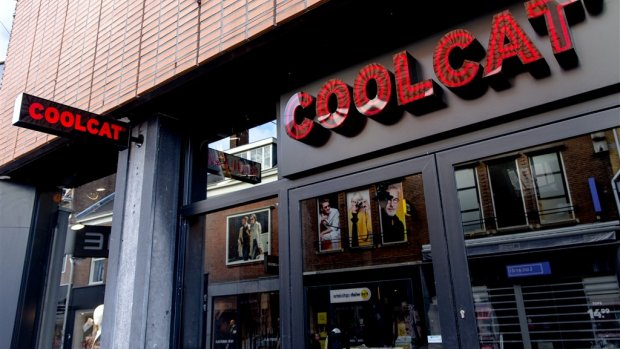 Modeketen Coolcat vraagt faillissement aan
