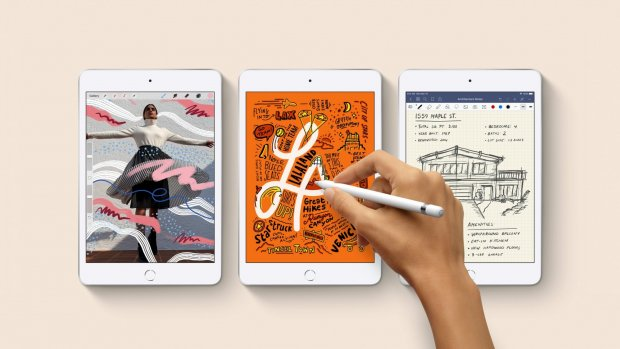 Apple kondigt nieuwe iPad Air en iPad Mini aan