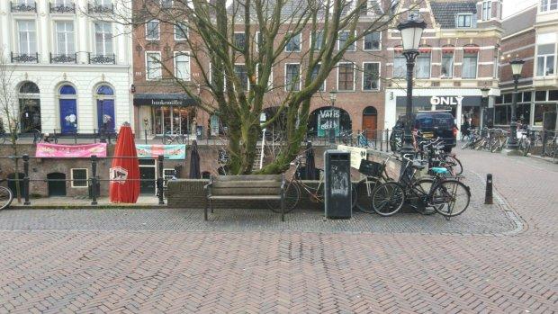 Winkels op slot in Utrecht: 'Personeel voelt zich onveilig'