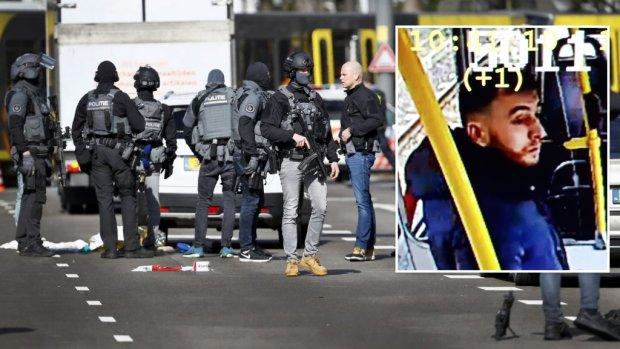 Schietpartij tram Utrecht: politie zoekt 37-jarige Gökman Tanis