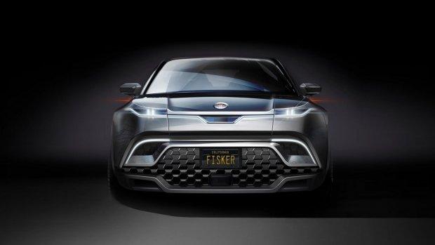 Fisker komt met rivaal voor de Tesla Model Y