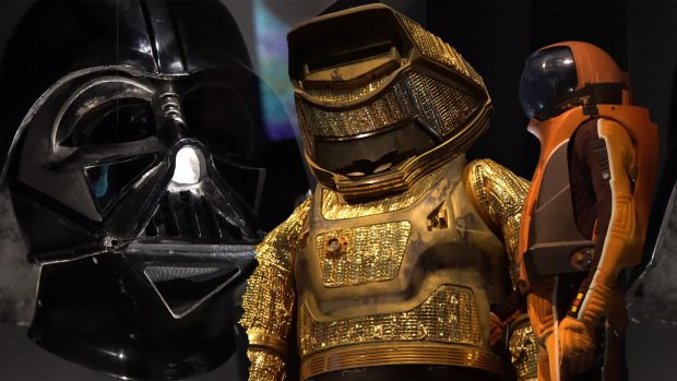 Deze expo is een must-see voor sciencefiction-fans