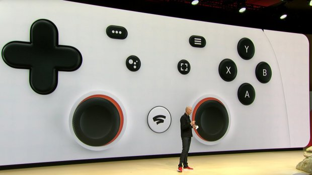 Google presenteert gamestreamingdienst: Stadia