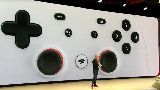 Google presenteert gamestreamingdienst: Stadia