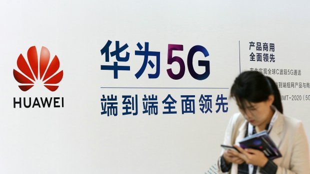 KPN in zee met omstreden Huawei voor aanleg 5G-netwerk