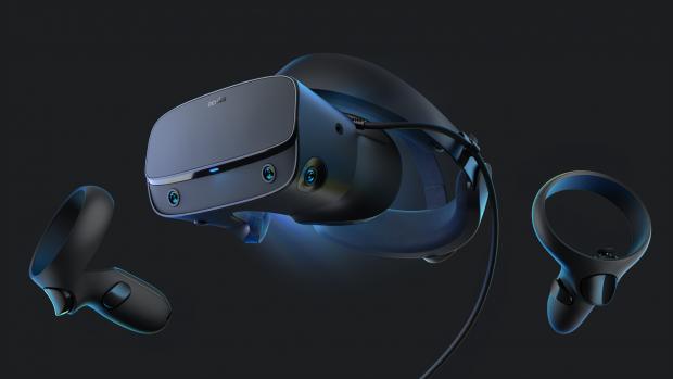 Oculus kondigt nieuwe VR-bril Rift S aan