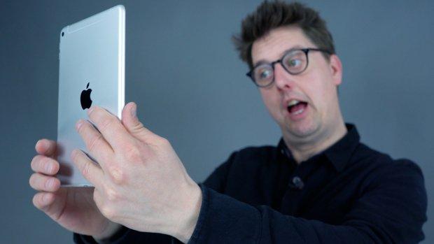 Eerste indruk: eindelijk weer een nieuwe iPad Mini