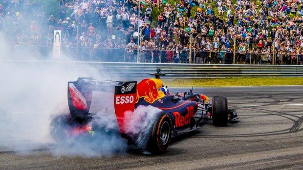 Zandvoort wil 4 miljoen euro belastinggeld in Formule 1 pompen