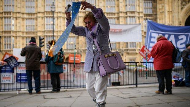 Importeur hamstert wc-papier voor no-deal brexit