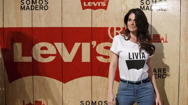 Beursgang Levi's succesvol: koers direct ruim 30 procent hoger