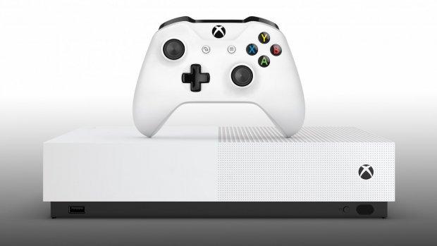 'Schijfloze Xbox One S gaat 230 euro kosten'