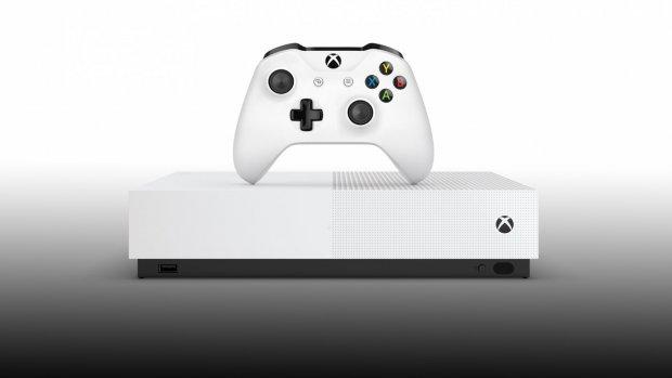 'Schijfloze Xbox One S verschijnt op 7 mei'
