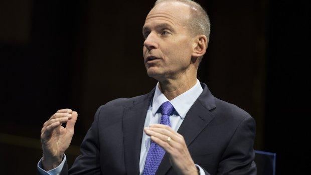 Boeing zegt sorry voor 'het ongemak' in paginagrote advertentie