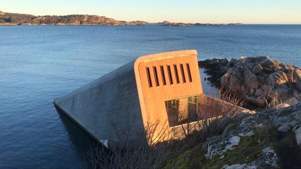 Dineren in het diepe in Noorwegen: overal vissen, ook op je bord