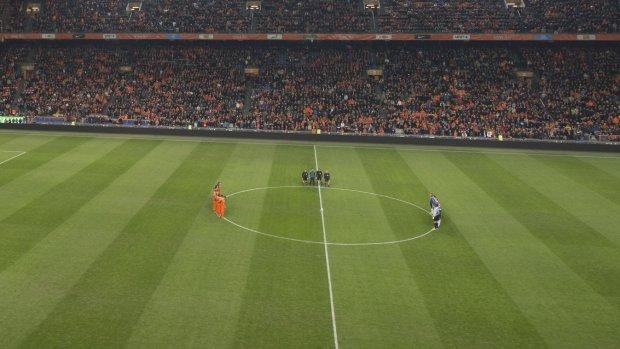 Statement Utrecht-supporters: 'Schaam je kapot, KNVB!'