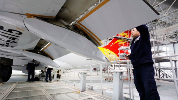 Miljardendeal tussen vliegtuigbouwer Airbus en China