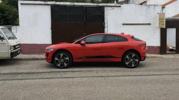 Elektrische Jaguar I-Pace pakt autoprijzen