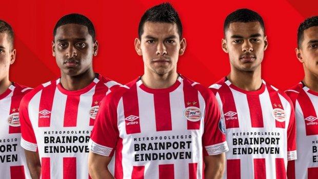 PSV heeft nieuwe shirtsponsor binnen