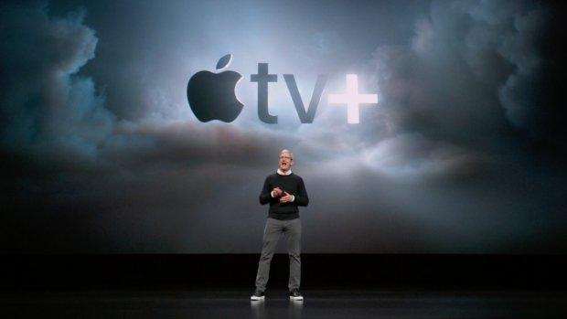 Apple-videodienst Apple TV+ verschijnt dit najaar