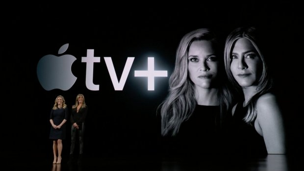 Liveblog: Apple kondigt videodienst Apple TV+ aan