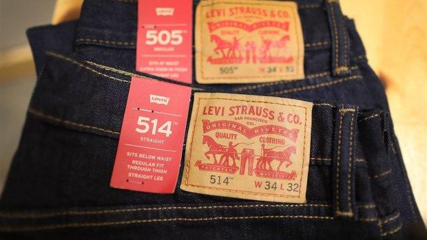 Dierenactivisten willen leren label van Levi's-broeken af