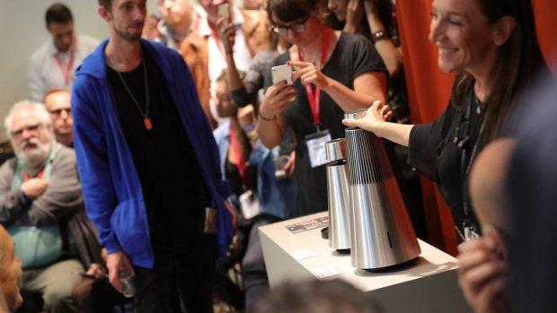 Bang & Olufsen raakt designtelevisies en speakers niet meer kwijt