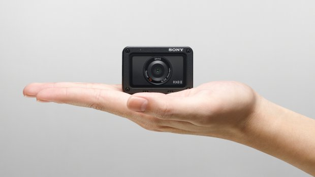 Sony lanceert nieuwe actiecamera voor vloggers