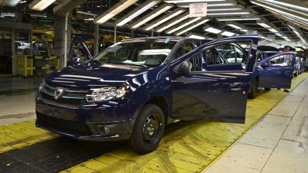 'Renault wil fuseren met Nissan en daarna Fiat Chrysler inlijven'
