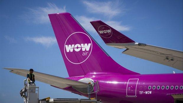 WOW Air staakt direct alle vluchten: reizigers moeten alternatief zoeken
