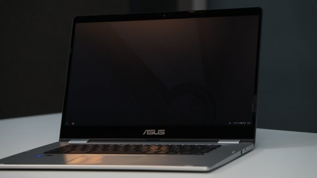 Bright Stuff: Asus Chromebook C523